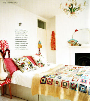 Petra boase's bedroom