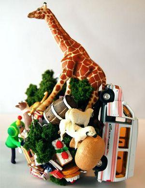 Giraffe cropped