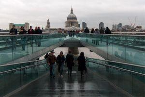 Millennium bridge cropped