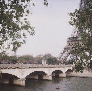 Paris bridge cropped