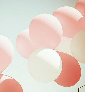 Pink balloons cropped