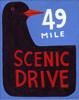 Annie galvin scenic drive