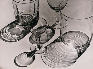 Albert renger-patzsch glasses