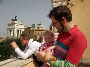 RomeCapitolineMuseumRoof