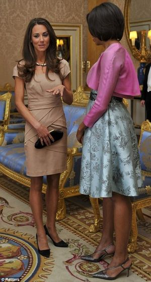 Kate and michelle