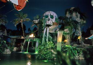 DisneylandEktachromeSkullrock