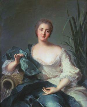 NattierJeanMarc_Portrait_of_Madame_Marie_Henriette_Berthelet_de_Pleuneuf