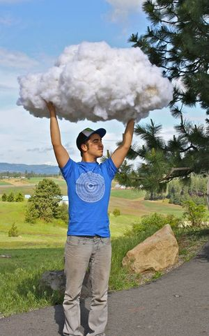 00how to make a cloud