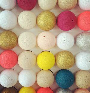 0string balls