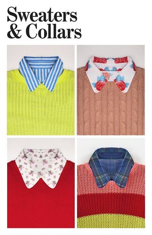 0sweaters and collars