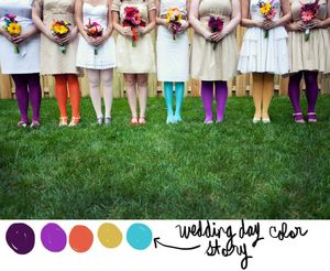 0beautiful mess bridesmaids