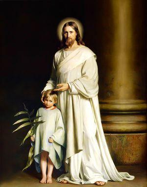 0BlochCarl-Christ&Child