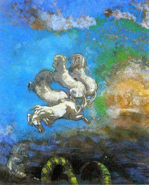 Redon-Le_char_d_Apollon-1897