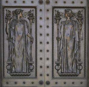 Library-of-Congress-Doors