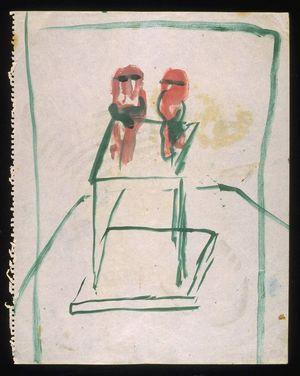 Bacon-Sketchbook-c1957-61-I