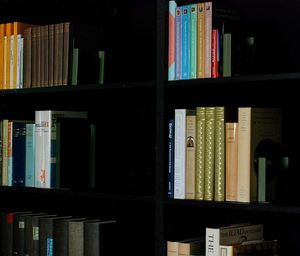 P shelves