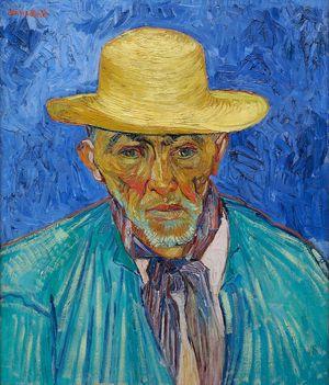 Van-Gogh-Peasant-1888