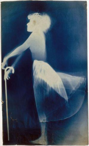 Rauschenberg-Untitled(Sue)-1950