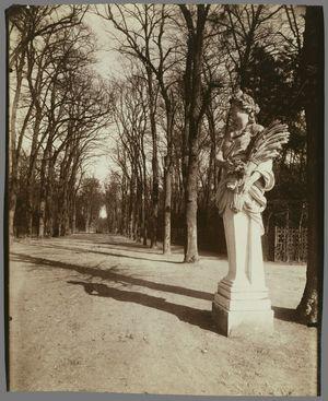 0Atget-Eugène-Versailles-Parc-1920