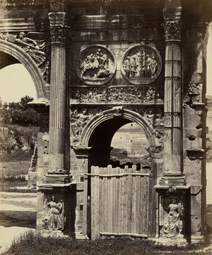 Bisson-Frères-Arc-de-Constantin-c1858-63-Getty