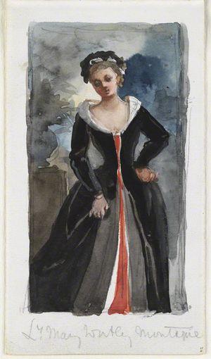 Beresford-Louisa-Anne-Lady-Mary-Wortley-Montagu-1887-NPG