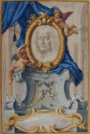 Solimena-Francesco-et-al-Self-portrait-18c-Ashmolean