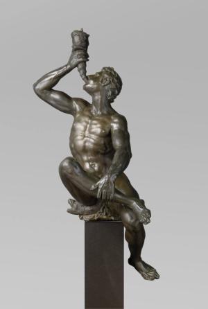 Vries-Adriaen-de-Triton-Conch-c1615-18-bronze-157cm-Rijksmuseum-Dutch