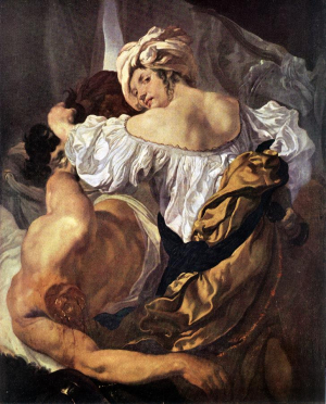 Liss-Jan-Judith-Holofernes-1628-canvas-Kunsthistorisches-Museum-Vienna