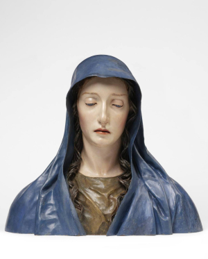 Mora-José-de-Virgin-of-Sorrows-c1680-1700-painted-pinewood-with-glass-and-ivory-V&A-Spain