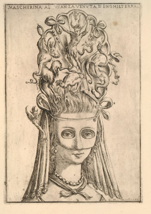 Mitelli-Giuseppe-Maria-Mascherina-of-England-satirical-print-1692-etching-British-Museum