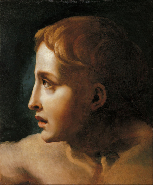 Géricault-Théodore-Head-of-a-youth-c1821-24-oil-on-canvas-Art-Gallery-of-South-Australia-Adelaide