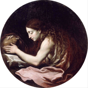 Cignani-Carlo-Penitent-Magdalen-c1685-90-oil-on-canvas-Dulwich-Picture-Gallery-London-square
