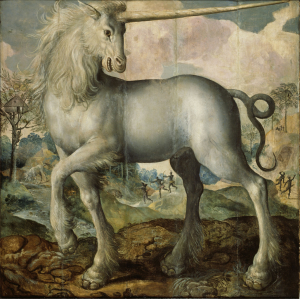 De-Vos-Maerten-Unicorn-c1572-oil-on-panel-Staatliches-Museum-Schwerin