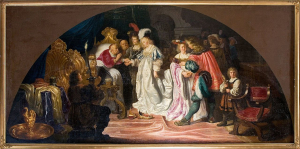 Koninck-Salomon-Royal-Double-Betrothals-or-Nuptials-of-1502-c1642-oil-on-canvas-Skokloster-Castle-Sweden