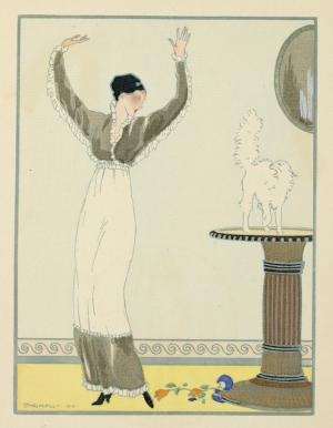 Strimpl-Ludwig-La-Vase-Brisé-fashion-plate-1913-pochoir-Cooper-Hewitt-Smithsonian-Design-Museum