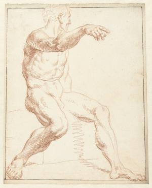 Dubourg-Louis-Fabritius-Académie-c1723-drawing-Rijksmuseum-C