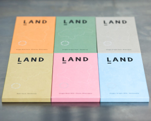 Land-chocolate