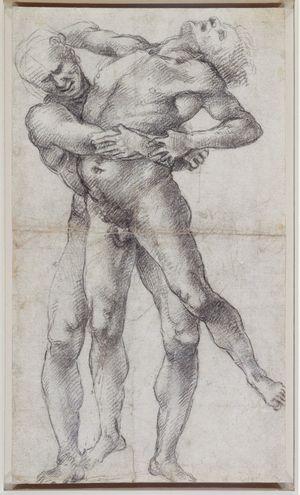 Signorelli-Luca-Hercules-Antaeus-c1500