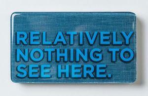 Relatively Nothing