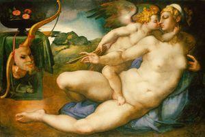 Vasari-Giorgio-Venus-&-Cupid-c1543