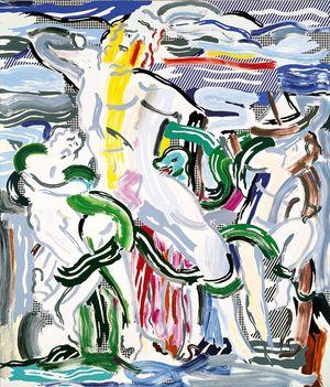 0Lichtenstein-Roy-Laocoon-1988