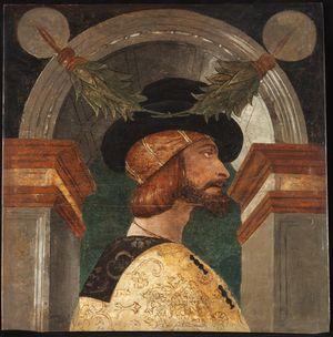 Profile-bust-Mantua-c1477