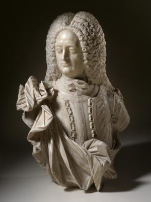 Anonymous-Austria-Portrait-bust-Man-in-Armor-c1710-20-marble-89cm-LACMA (1)