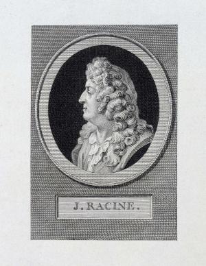 Saint-Aubin-Augustin-de-Portrait-of-Racine-c1890-1910-etching-engraving-Hermitage
