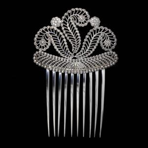 Adcock-Henry-Comb-1809-10-silver-V&A-England