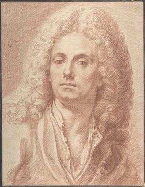 Luti-Benedetto-Portrait-of-a-man-before-1724-drawing-Metropolitan-Museum-of-Art-New-York