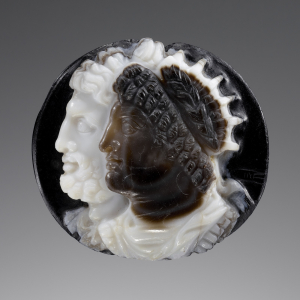Anonymous-orfevrerie-Europe-cameo-Two-male-heads-in-profile-beardless-ruler-and-Hercules-18th-19th-century-unidentified-layered-gemstone-Getty-square