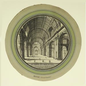 Petitot-Ennemond-Alexandre-attributed-Nave-of-St-Peter's-looking-toward-altar-1748-49-watercolor-Cooper-Hewitt-Smithsonian-Design-Museum