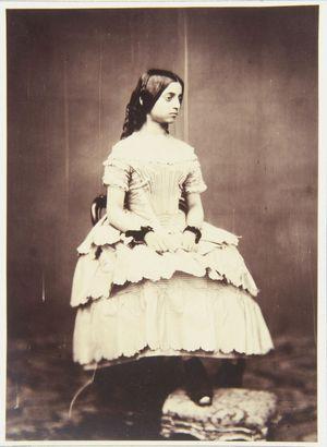 Fenton-Princess-Victoria-Gouramma-1854