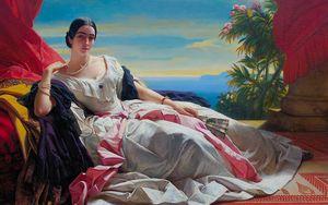 Getty-Winterhalter-Princess-Leonilla-1843